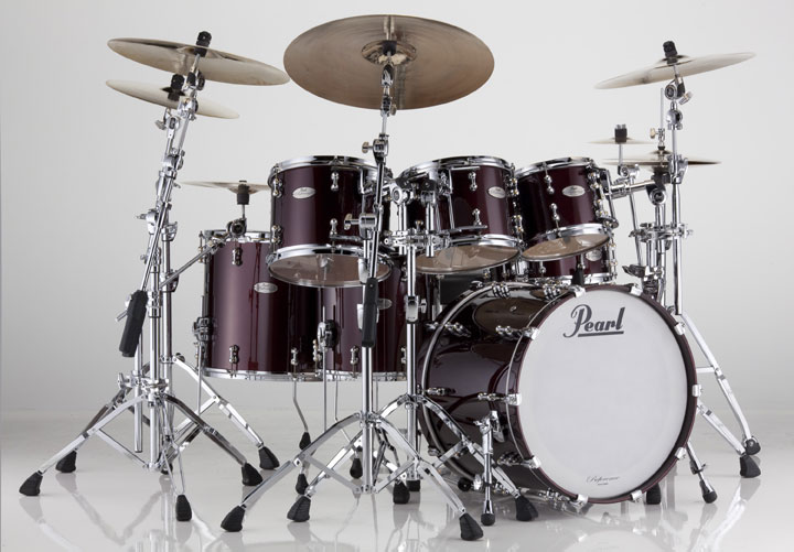 pearl reference pure series drum set reviews drum set reviews. Black Bedroom Furniture Sets. Home Design Ideas